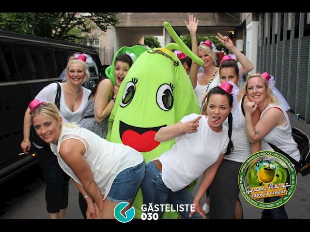 Partypics Green Mango 25.06.2016 Partykaraoke & Lounge-Dance