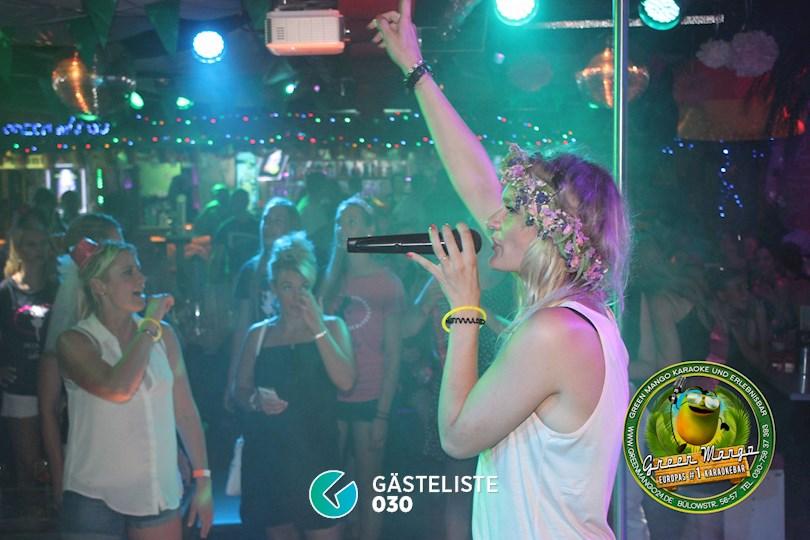https://www.gaesteliste030.de/Partyfoto #43 Green Mango Berlin vom 25.06.2016