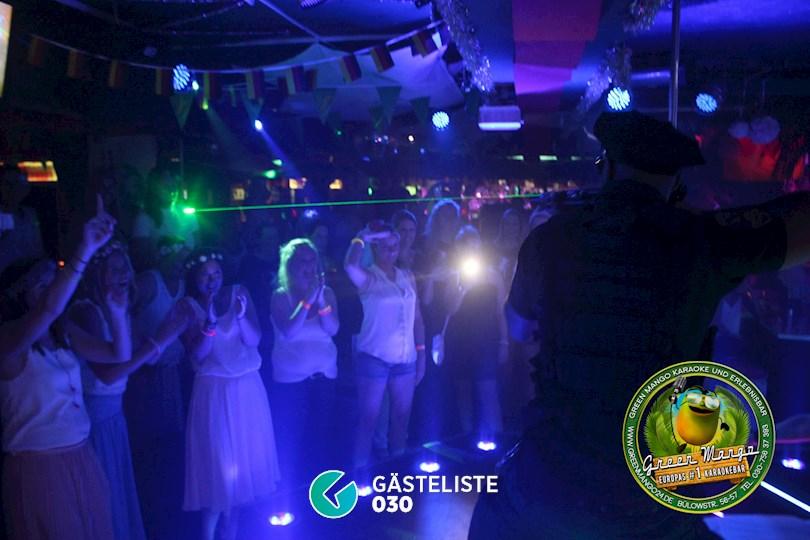 https://www.gaesteliste030.de/Partyfoto #45 Green Mango Berlin vom 25.06.2016