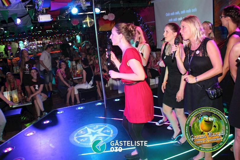 https://www.gaesteliste030.de/Partyfoto #38 Green Mango Berlin vom 25.06.2016