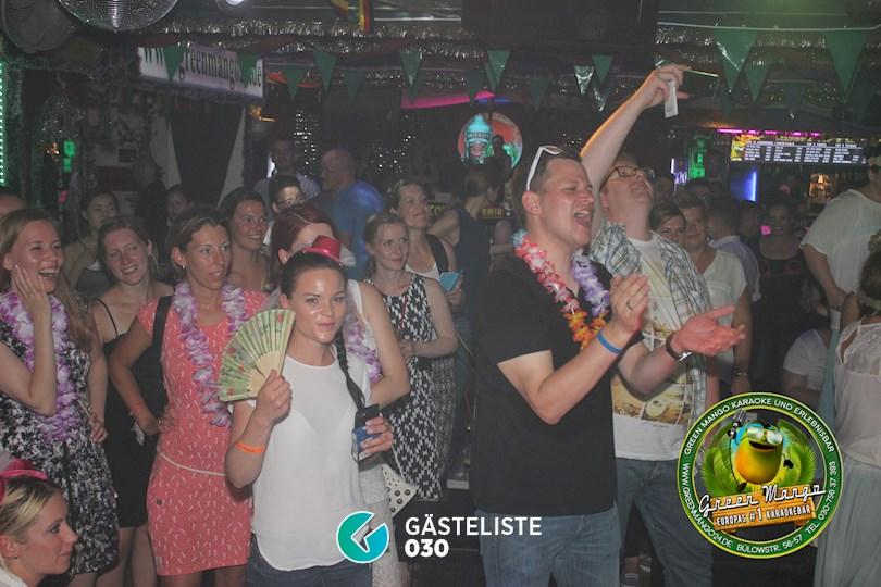 https://www.gaesteliste030.de/Partyfoto #58 Green Mango Berlin vom 25.06.2016