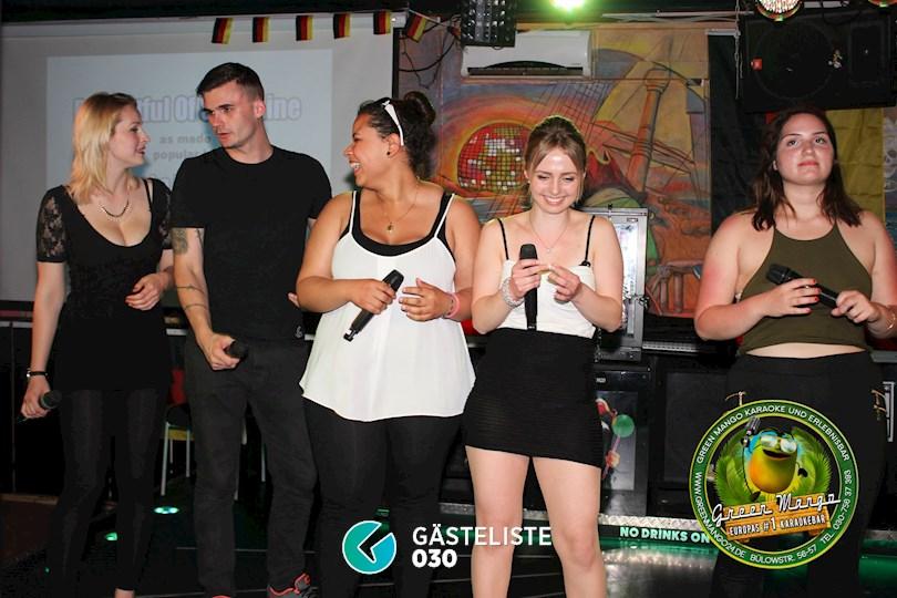 https://www.gaesteliste030.de/Partyfoto #1 Green Mango Berlin vom 24.06.2016