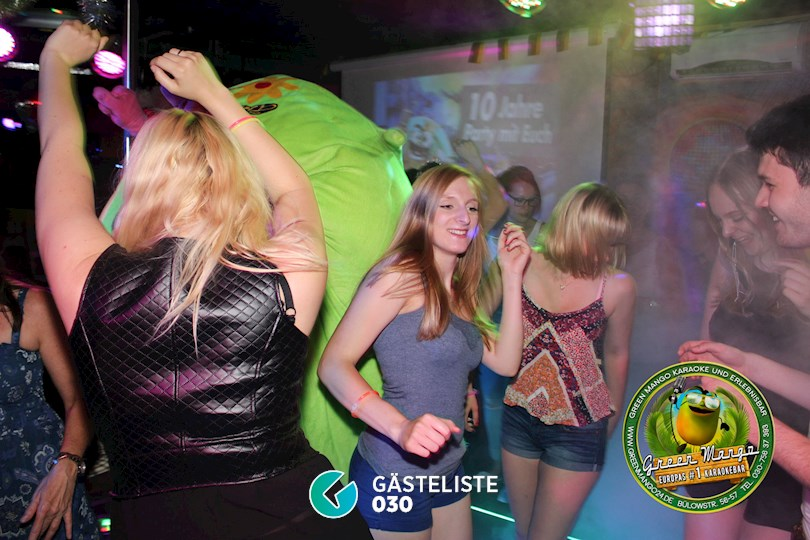 https://www.gaesteliste030.de/Partyfoto #67 Green Mango Berlin vom 24.06.2016