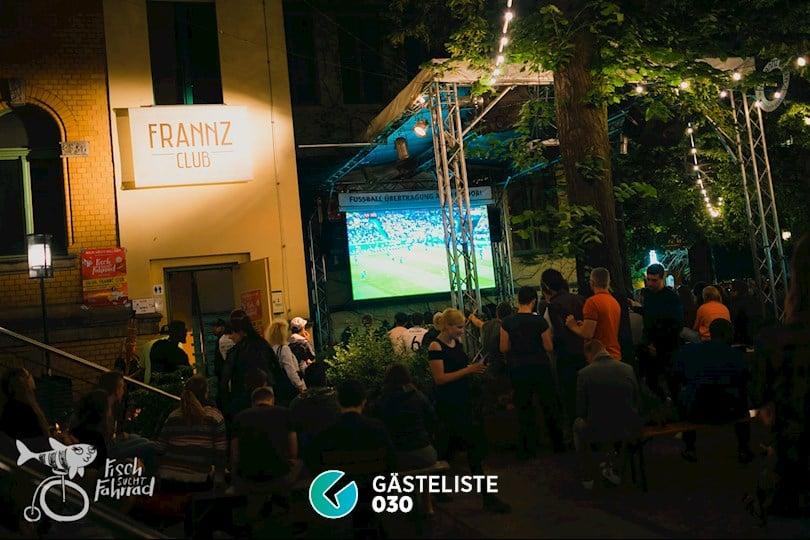 https://www.gaesteliste030.de/Partyfoto #14 Frannz Club Berlin vom 10.06.2016