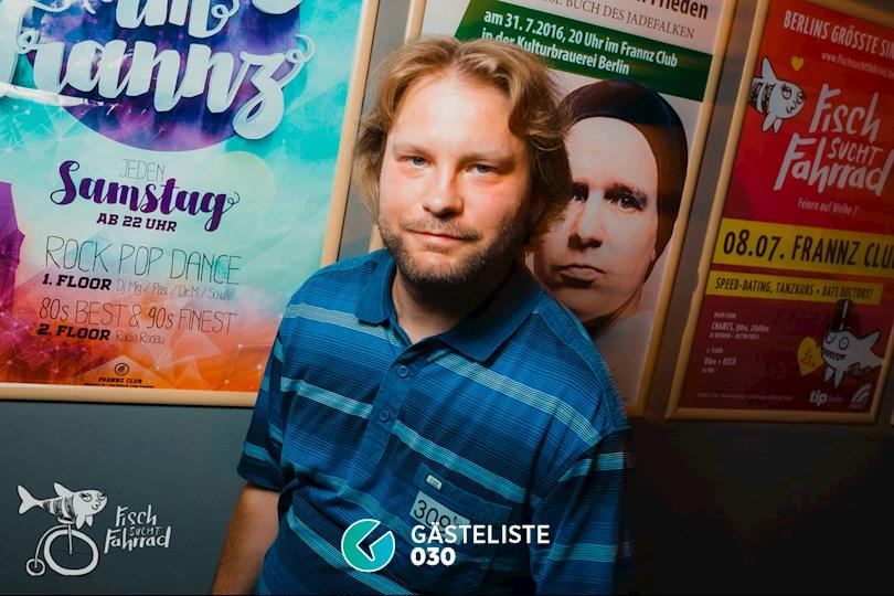 https://www.gaesteliste030.de/Partyfoto #64 Frannz Club Berlin vom 10.06.2016