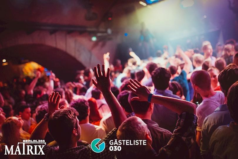 Partyfoto #145 Matrix Berlin vom 11.06.2016