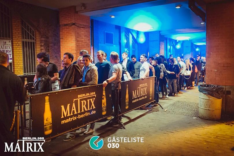 Partyfoto #27 Matrix Berlin vom 11.06.2016