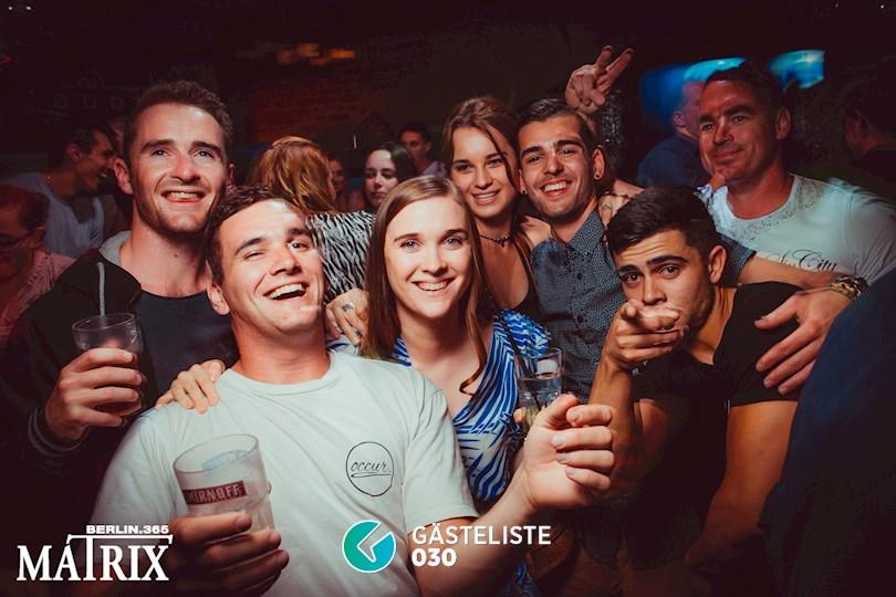 Partyfoto #104 Matrix Berlin vom 11.06.2016