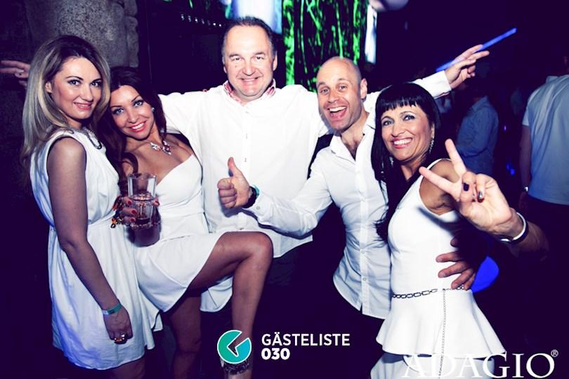 https://www.gaesteliste030.de/Partyfoto #50 Adagio Berlin vom 28.05.2016