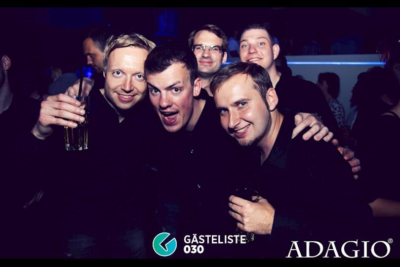 https://www.gaesteliste030.de/Partyfoto #27 Adagio Berlin vom 28.05.2016