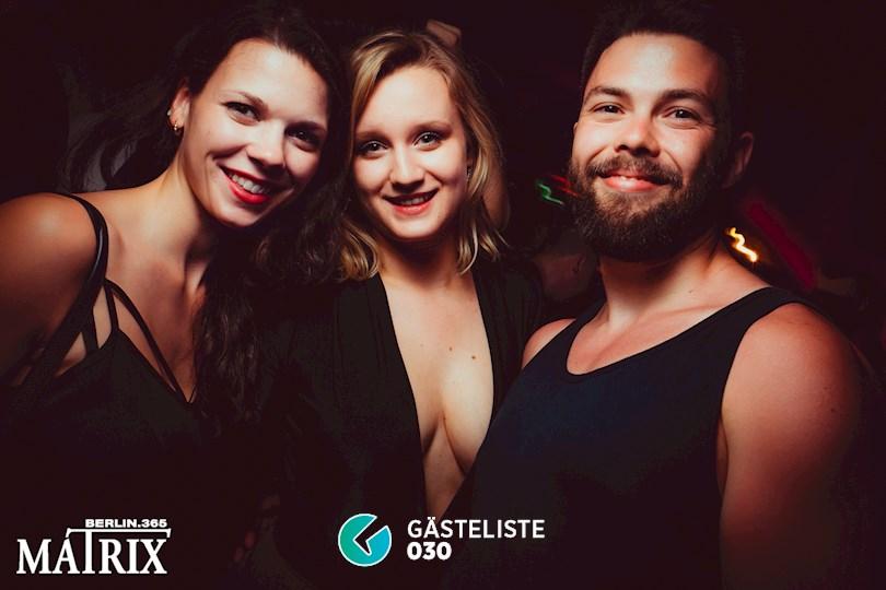 Partyfoto #3 Matrix Berlin vom 04.06.2016