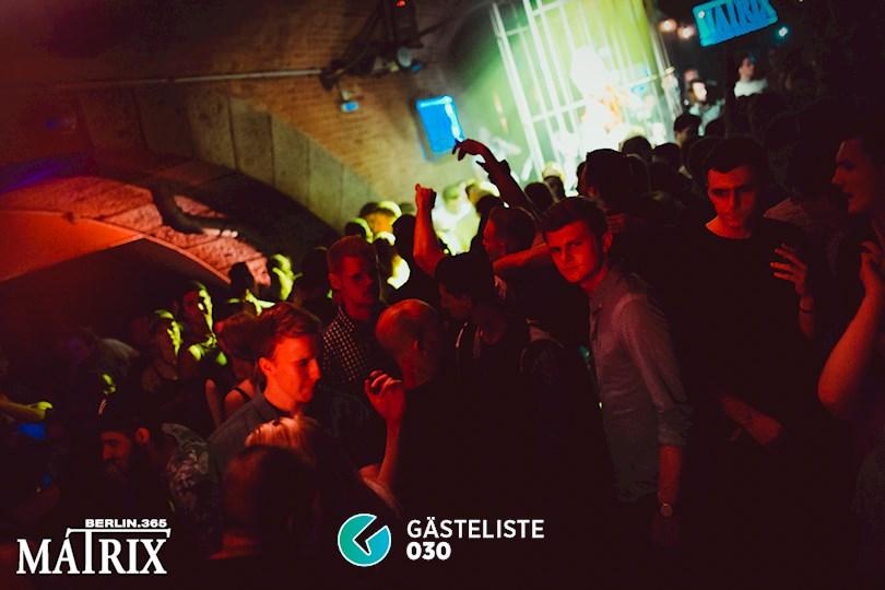 Partyfoto #25 Matrix Berlin vom 04.06.2016