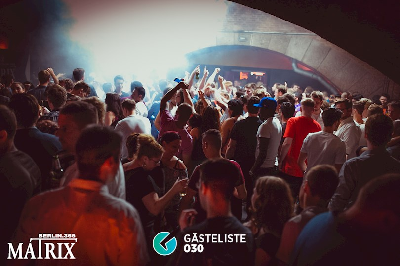 Partyfoto #2 Matrix Berlin vom 04.06.2016
