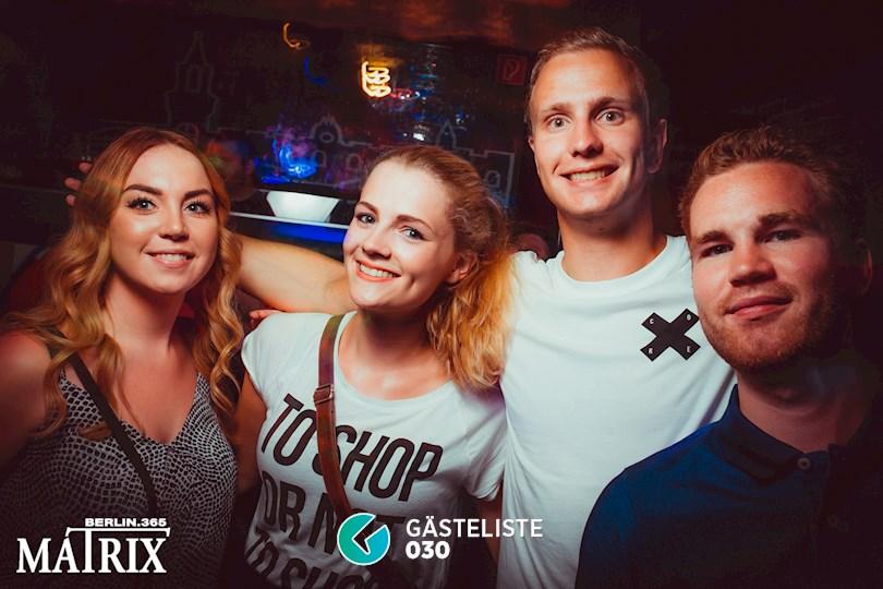 Partyfoto #66 Matrix Berlin vom 04.06.2016