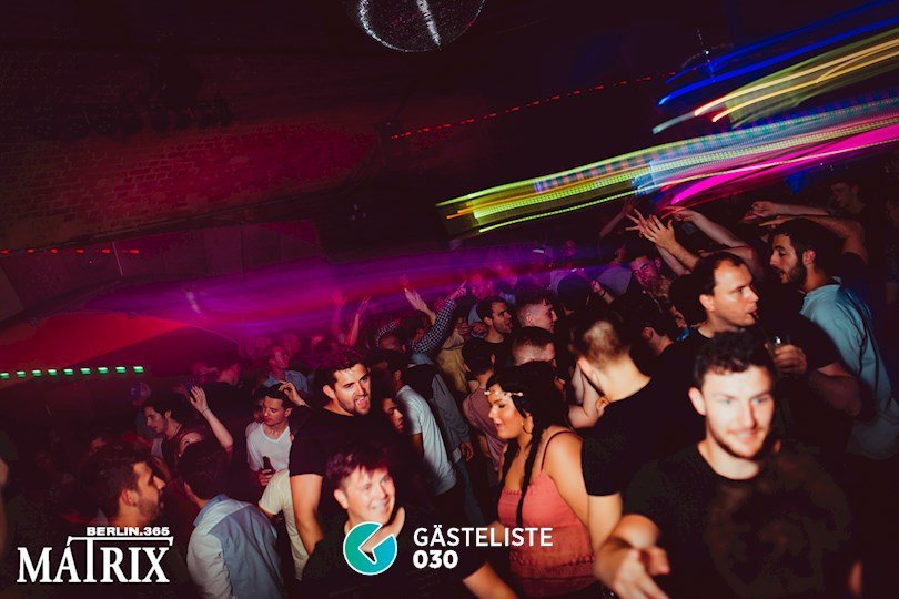 Partyfoto #135 Matrix Berlin vom 04.06.2016