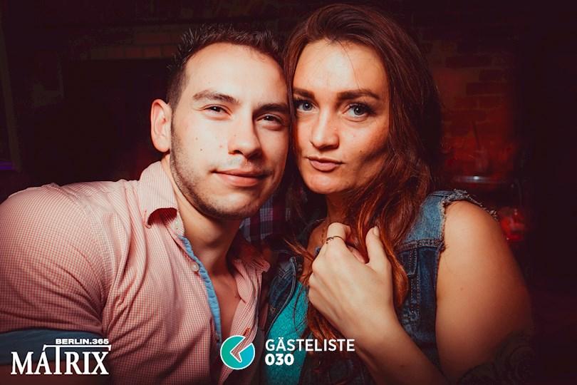 Partyfoto #147 Matrix Berlin vom 04.06.2016