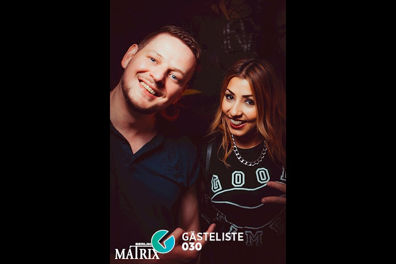 Partyfoto #152 Matrix Berlin vom 04.06.2016