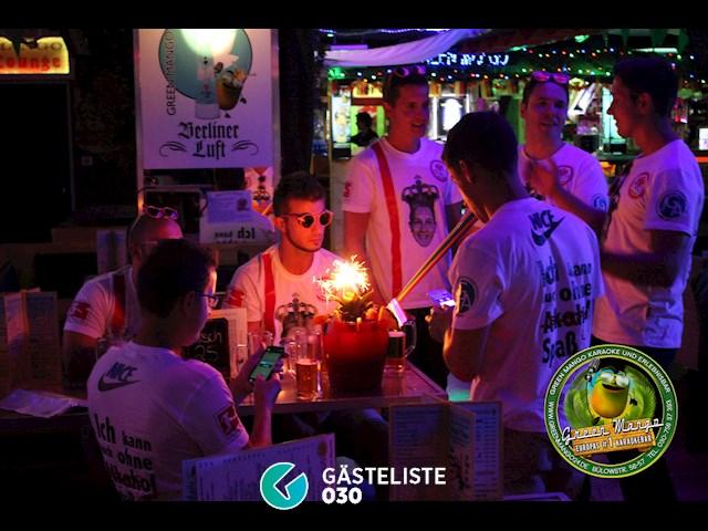 Partypics Green Mango 01.07.2016 Dance – und Partykaraoke