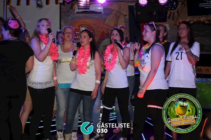 https://www.gaesteliste030.de/Partyfoto #11 Green Mango Berlin vom 02.07.2016