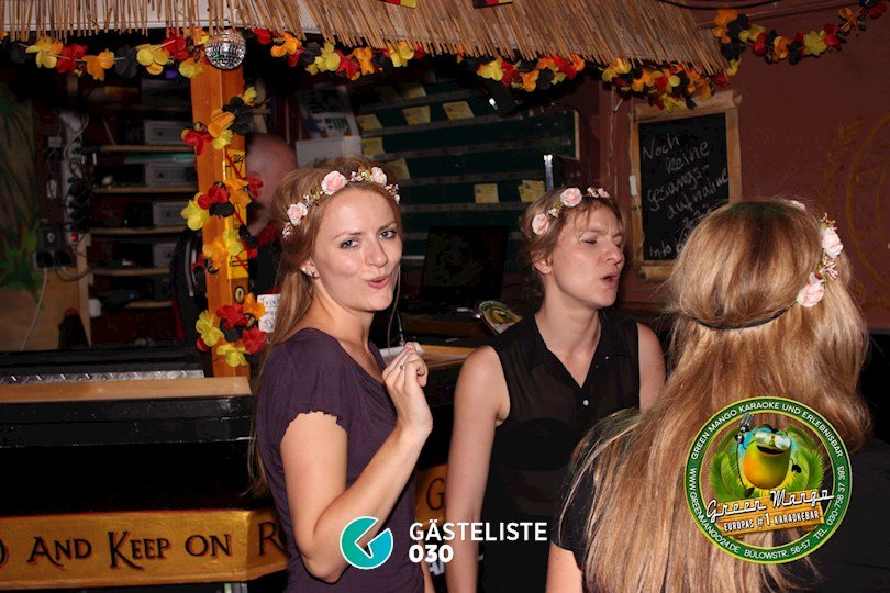 https://www.gaesteliste030.de/Partyfoto #45 Green Mango Berlin vom 02.07.2016