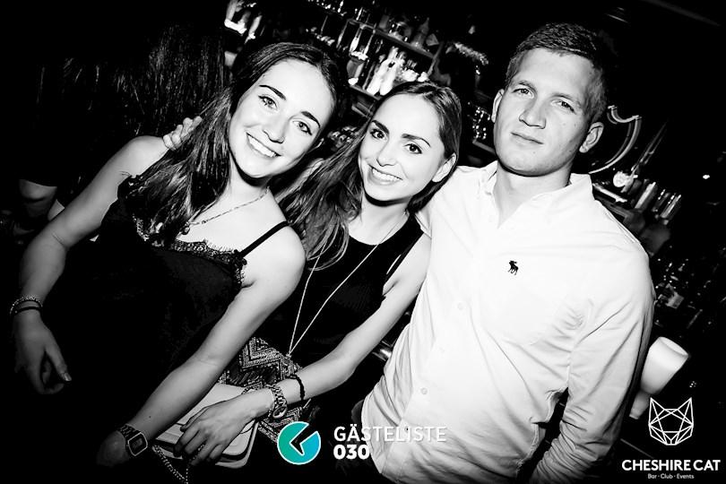 Beliebtes Partyfoto #9 aus dem Cheshire Cat Club Berlin