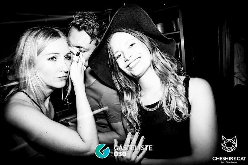 Beliebtes Partyfoto #4 aus dem Cheshire Cat Club Berlin