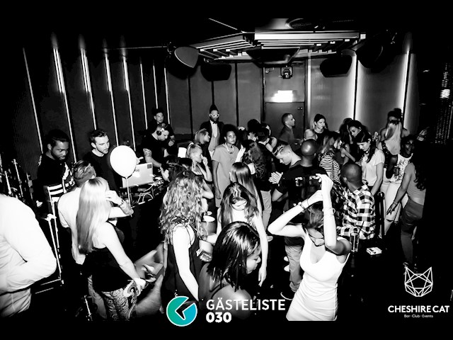 Partypics Cheshire Cat 16.07.2016 Opening - Rnb Songz Berlin