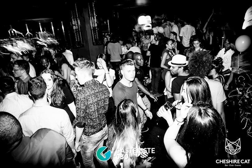 Beliebtes Partyfoto #6 aus dem Cheshire Cat Club Berlin