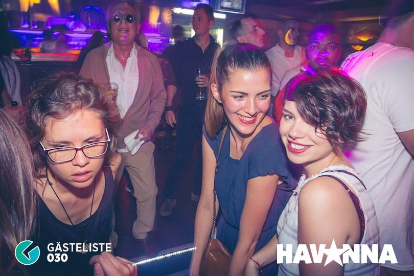 https://www.gaesteliste030.de/Partyfoto #60 Havanna Berlin vom 16.07.2016