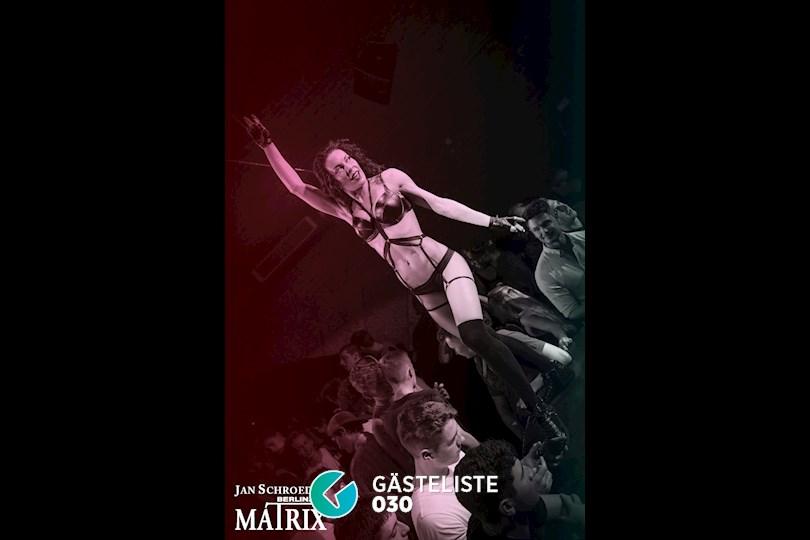 https://www.gaesteliste030.de/Partyfoto #48 Matrix Berlin vom 07.07.2016