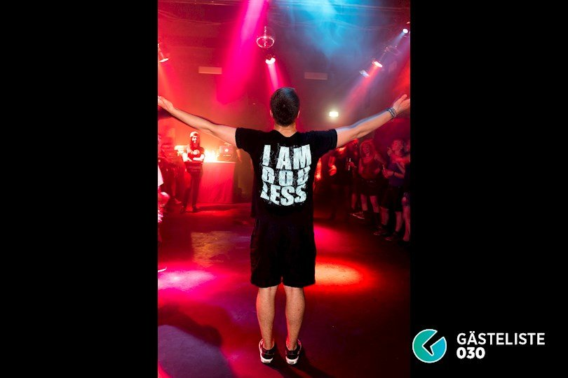 Partyfoto #11 Nuke Berlin vom 27.08.2016