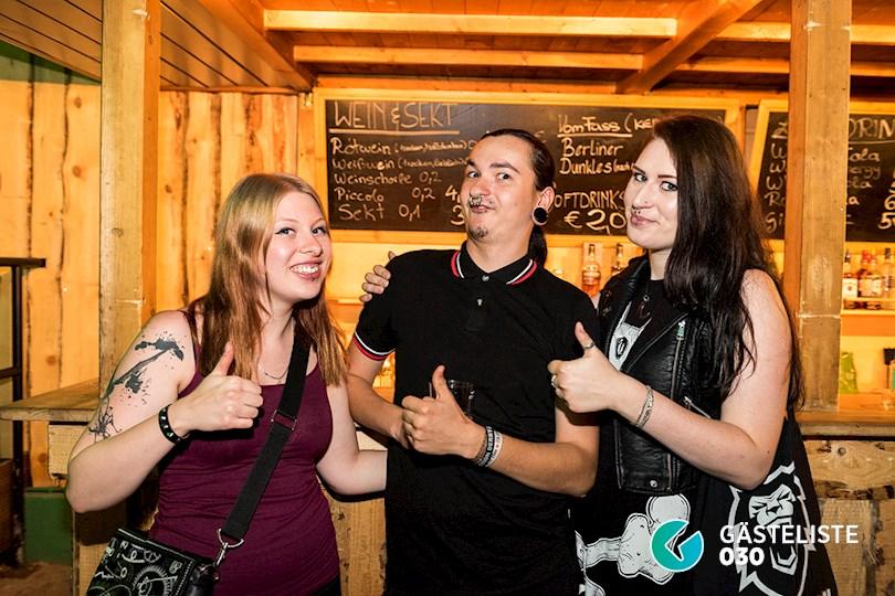 Partyfoto #7 Nuke Berlin vom 27.08.2016