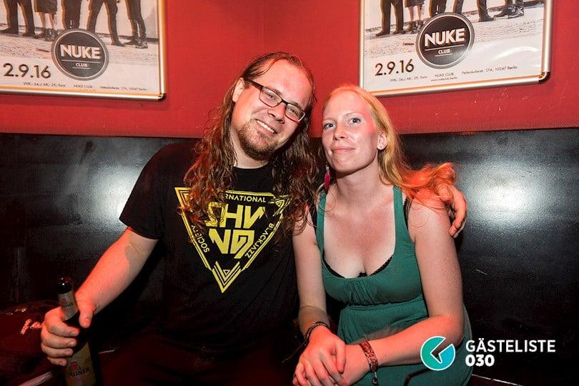 Partyfoto #34 Nuke Berlin vom 27.08.2016