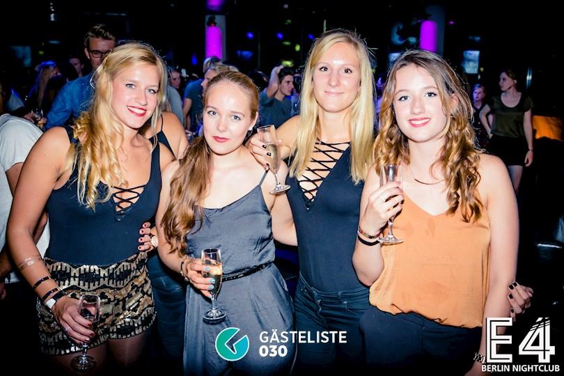 https://www.gaesteliste030.de/Partyfoto #7 E4 Berlin vom 19.08.2016