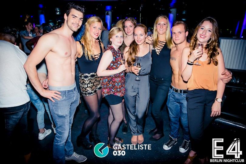 https://www.gaesteliste030.de/Partyfoto #52 E4 Berlin vom 19.08.2016
