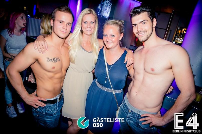 https://www.gaesteliste030.de/Partyfoto #2 E4 Berlin vom 19.08.2016