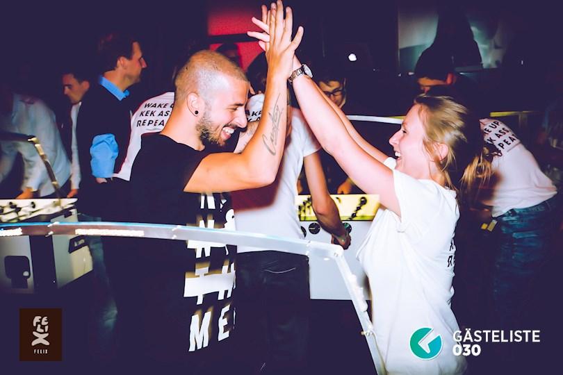 https://www.gaesteliste030.de/Partyfoto #1 Felix Berlin vom 01.09.2016