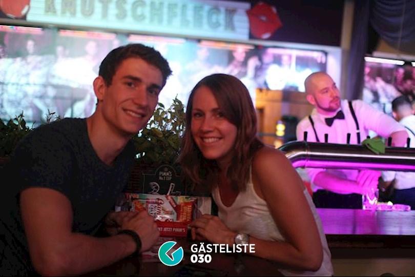 Partyfoto #48 Knutschfleck Berlin vom 27.08.2016