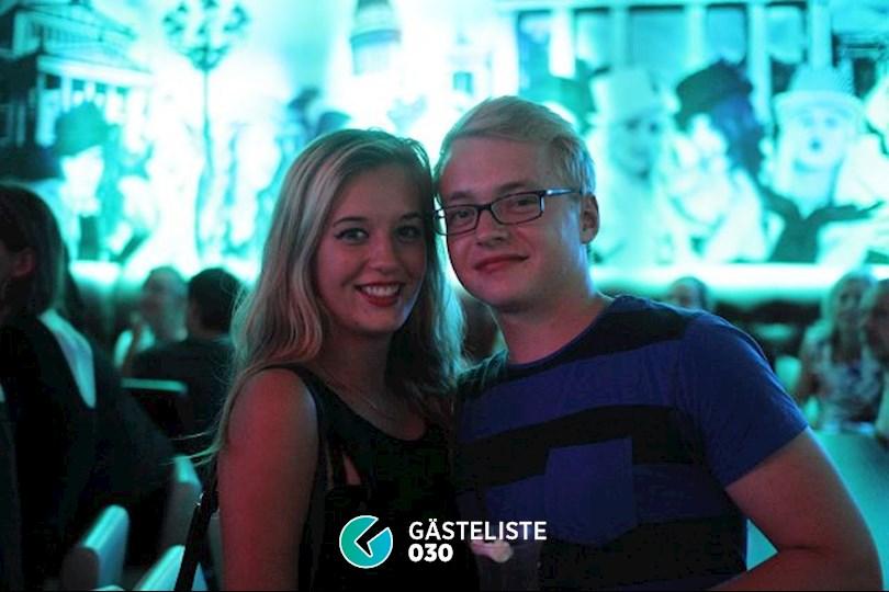 Partyfoto #18 Knutschfleck Berlin vom 27.08.2016
