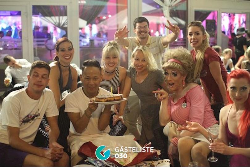 Partyfoto #57 Knutschfleck Berlin vom 27.08.2016