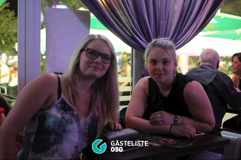 Partyfoto #36 Knutschfleck Berlin vom 27.08.2016