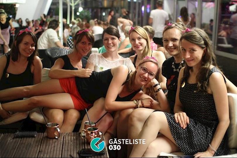 Partyfoto #10 Knutschfleck Berlin vom 27.08.2016