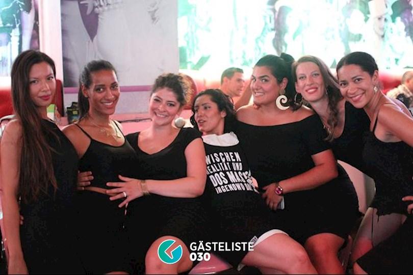 Partyfoto #3 Knutschfleck Berlin vom 27.08.2016