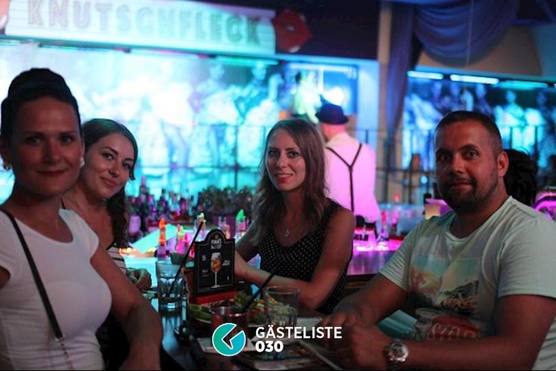 Partyfoto #13 Knutschfleck Berlin vom 27.08.2016