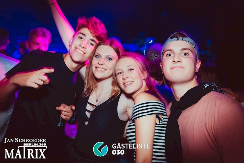 Partyfoto #122 Matrix Berlin vom 25.08.2016