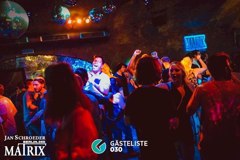 Partyfoto #90 Matrix Berlin vom 25.08.2016