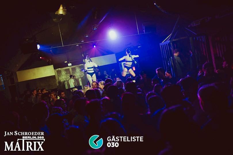 Partyfoto #65 Matrix Berlin vom 25.08.2016