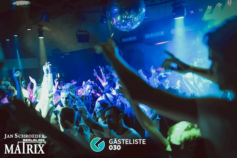Partyfoto #59 Matrix Berlin vom 25.08.2016
