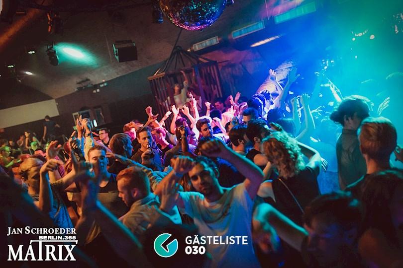 Partyfoto #47 Matrix Berlin vom 25.08.2016