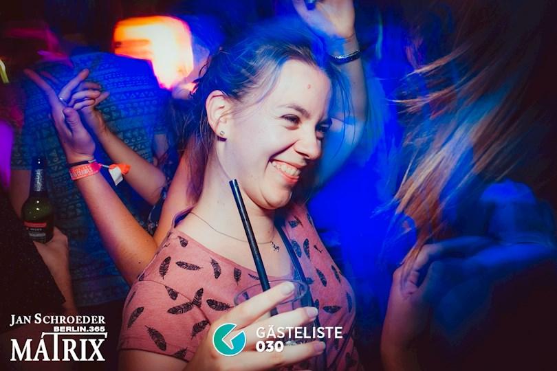 Partyfoto #30 Matrix Berlin vom 25.08.2016